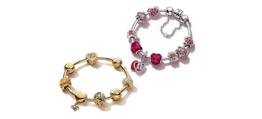 Consejos para elegir correctamente tu pulsera Pandora para charms