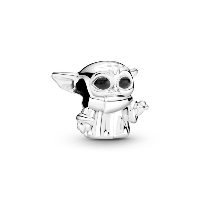 Charm en plata de ley el Niño de Star Wars™ Pandora