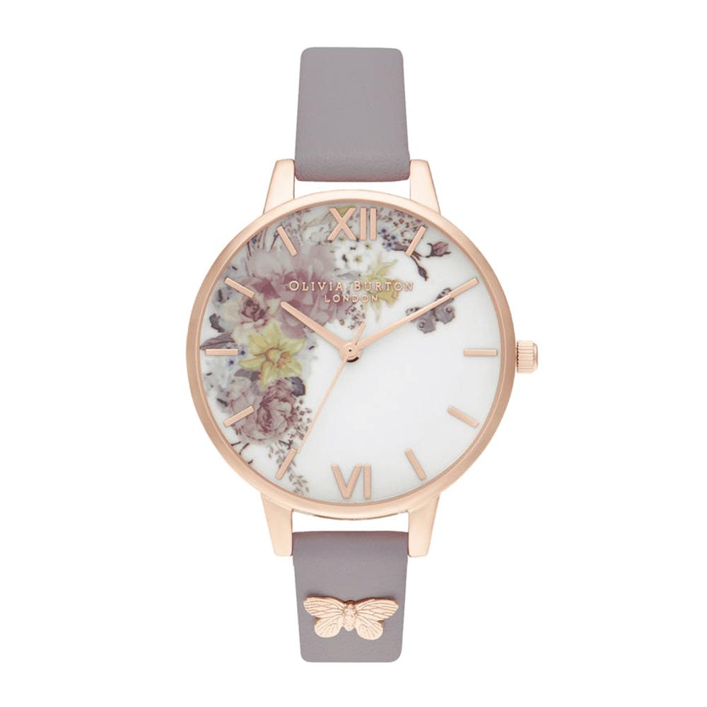 Reloj Analógico Mujer Olivia Burton Cuarzo