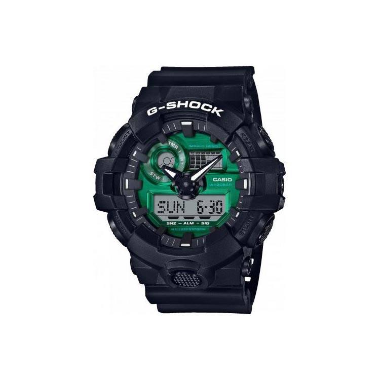 Reloj Casio  G-shock Midnight Green Series