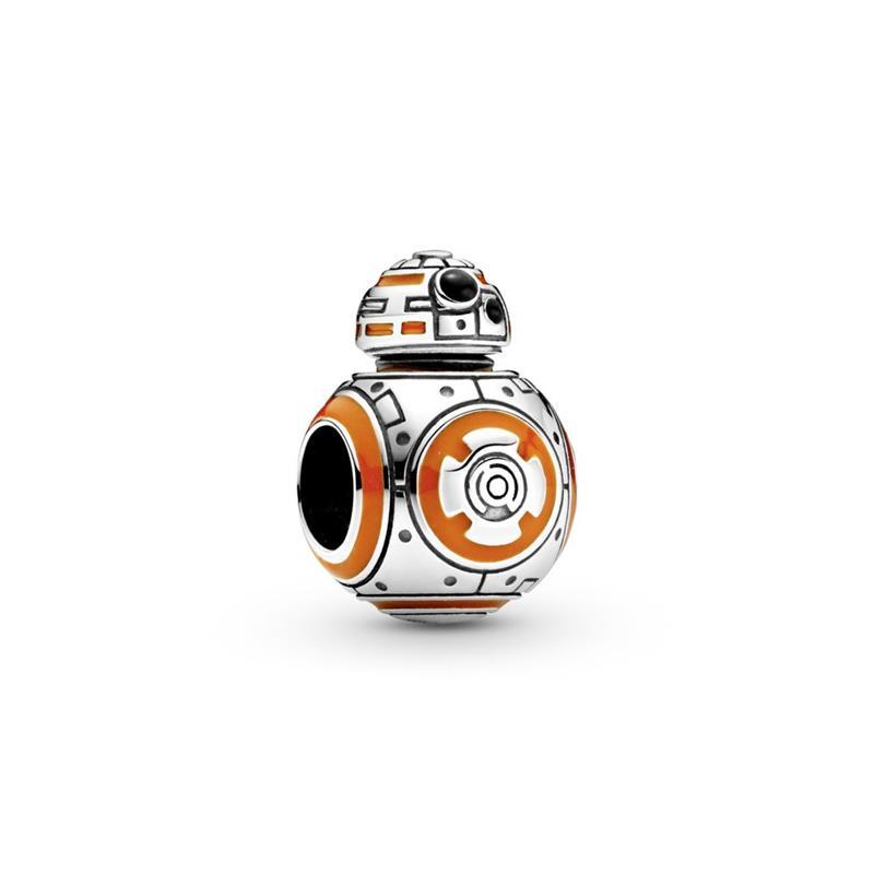 Charm en plata de ley BB-8™ Star Wars™ Pandora