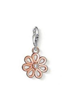 Comprar online Charm flor chapada rose Thomas Sabo