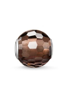 Bead cuarzo ahumado Thomas Sabo Karma beads