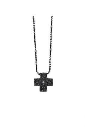 Bohemme cruz y diamante lava 5LAV008P42 muy bonita