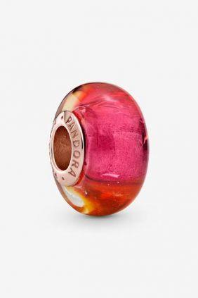 Comprar online Charm Brillo del Atardecer Murano Pandora 789431C01