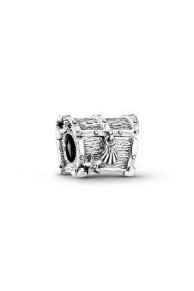 Comprar online Charm Cofre del Tesoro en plata de ley 799432C00