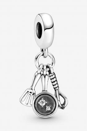 Comprar online Charm Colgante Espátula, Sartén y Batidora Pandora 799531C01