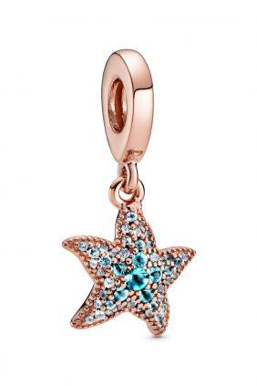 Comprar online Charm Colgante Estrella de Mar Brillante Pandora 788942C01