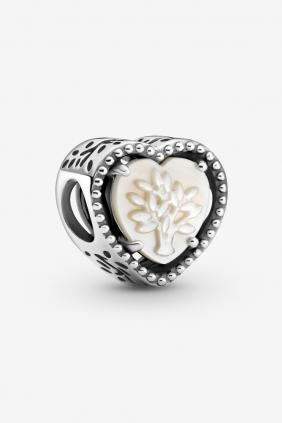 Comprar online Charm Corazón y Árbol Pandora 799413C01