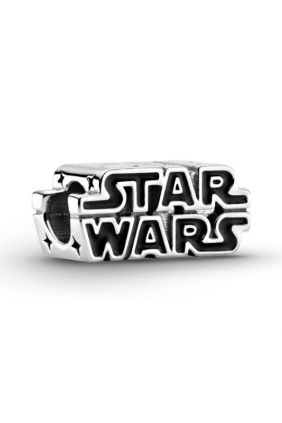 Comprar online Charm Logo Star Wars™ en 3D Pandora en Plata