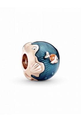 Comprar online Charm Olas y Pez Reluciente Pandora 789004C01