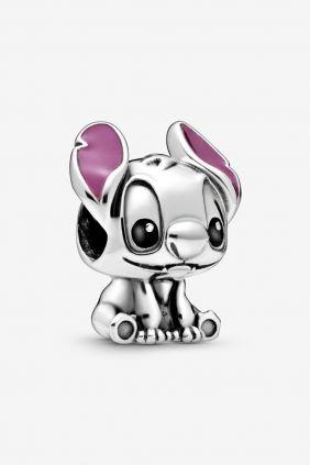 Pandora Charm en plata de ley Lilo y Stitch
