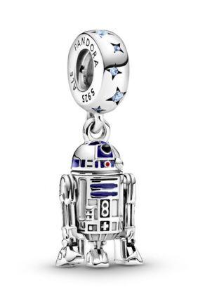 Comprar  Charm colgante R2-D2 Star Wars Pandora en plata 799248C01