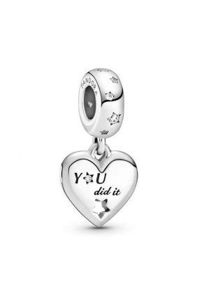 Comprar Charm colgante en plata de ley Felicitaciones Pandora 799323C01