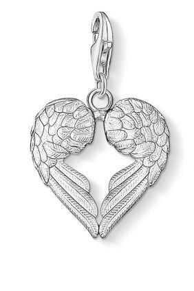 Comprar online Charm corazón de alas Thomas Sabo