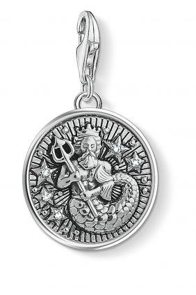 Thomas Sabo Colgante charm zodíaco Acuario