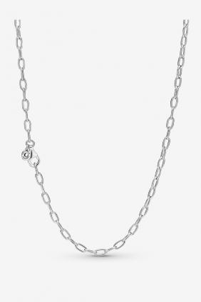 Comprar online Collar de Eslabones Pandora Plata de Ley 399410C00