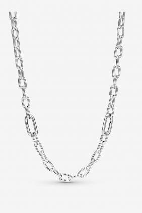 Comprar online Collar de Eslabones con Cierre de Mosquetón Pandora ME 399685C00-50