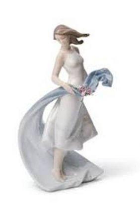 Comprar Figura chica flores de Lladró 7711 online