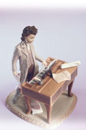 Comprar online Figura Lladró Mozart 1815
