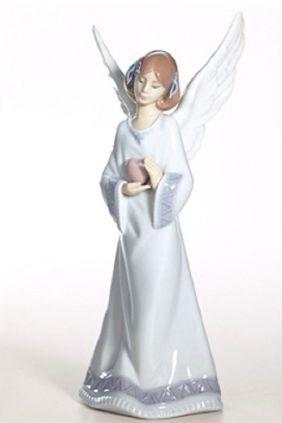 Comprar Figura ángel corazón Lladró 6908 online