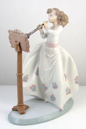 Comprar Figura chica clarinete de Lladró 6319
