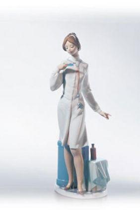 Comprar Figura enfermera Lladró 5197