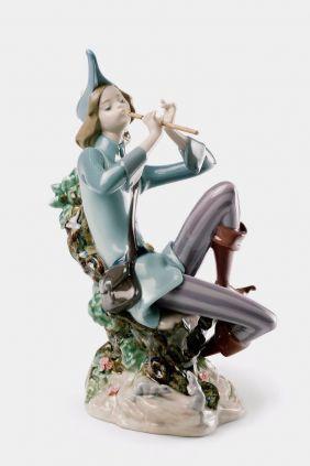 Comprar figura flautista Lladró 8425 online