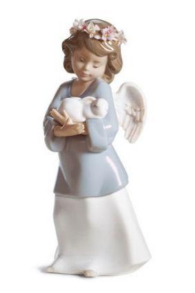 Comprar Figura niña Ángel de Lladró 6856