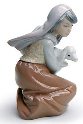 Comprar Figura niña con cordero de Lladró 5484