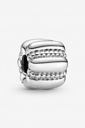 Pandora Charm plata Clip