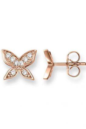 Comprar online Pendientes mariposa Thomas Sabo