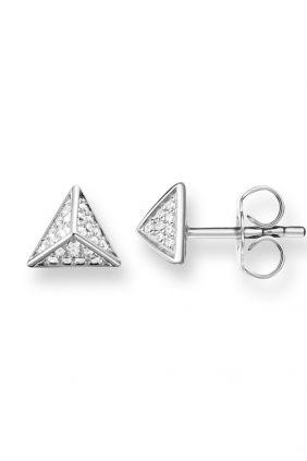 Thomas Sabo pendientes pirámide triangulo... de amor