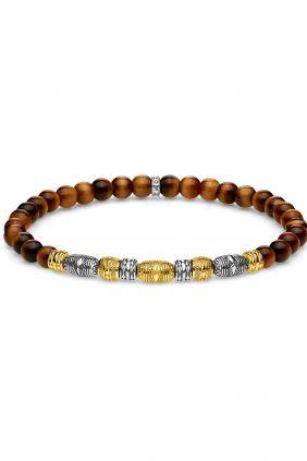 Comprar online Pulsera talisman bicolor oro de Thomas Sabo A1921