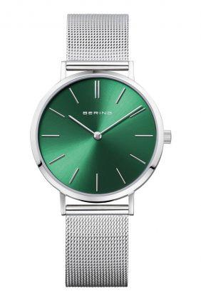 Comprar online Reloj BERING Mujer Esfera verde esmeralda 14134-008