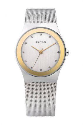 Comprar Reloj Bering clásico mujer Swarovski Elements dorado 12927-010