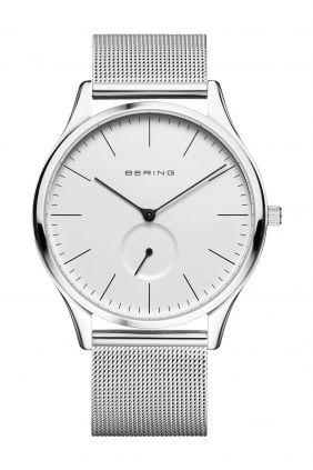 Reloj Bering hombre con esfera blanca 16641-004