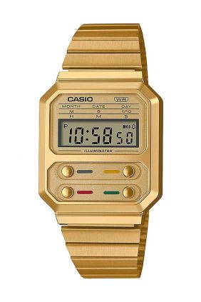 Comprar online Reloj Casio A100WEGG-1AEF Calendario Automático 2