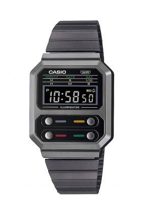 Comprar online Reloj Casio A100WEGG-1AEF Calendario Automático