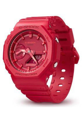 Comprar online Reloj Casio G-SHOCK hombre GA-2100-4AER