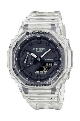 Comprar Casio G-Shock Skeleton Series Transparente Pack GA-2100SKE-7A