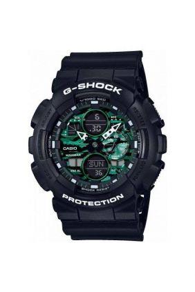 Comprar online Reloj Casio G-shock Midnight Green Series GA-140MG-1AER