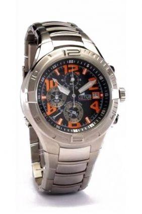 Comprar online Reloj Lotus hombre titanio deportivo 15351/7