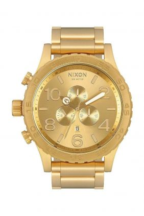 Comprar online Reloj Nixon 51-30 Chrono  All Gold A083-502-00