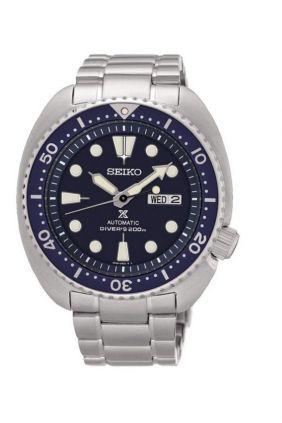 Reloj Seiko Automático Prospex Diver´s 200 m Turtle