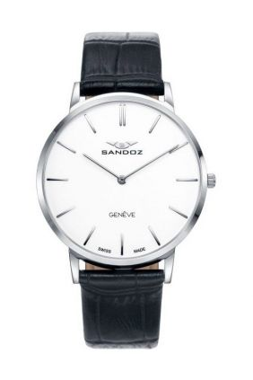 Comprar online Reloj Sandoz CLASSIC & SLIM caballero 81429-07
