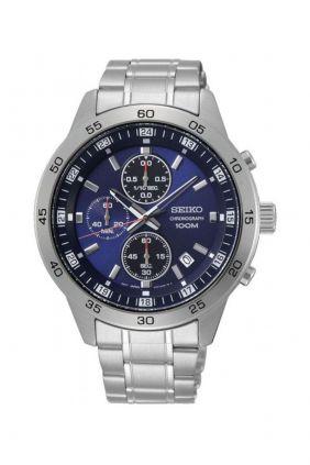 Comprar online Reloj Seiko Cronógrafo Cuarzo hombre SKS639P1