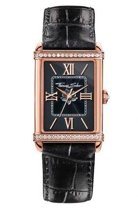 Thomas Sabo Reloj Century Black Rose