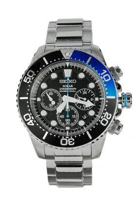 Comprar online Reloj Seiko PROSPEX solar crono caballero SSC017