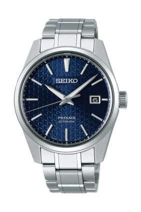 Comprar Seiko Presage elite sharp edged blue SPB167J11